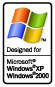 Designed for Microsoft� Windows� XP, Windows� 2000