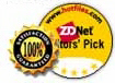 ZD-Net 5-Star Editors Pick Award